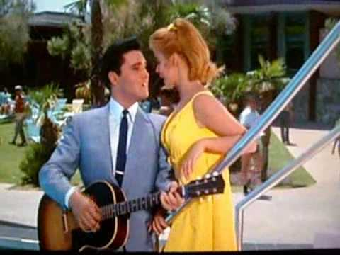 Elvis Presley – Good Luck Charm