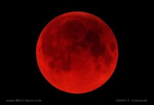 Eclipsa De Luna!